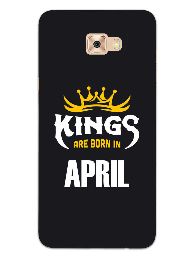 Kings April - Narcissist Samsung Galaxy C7 Pro Mobile Cover Case - MADANYU