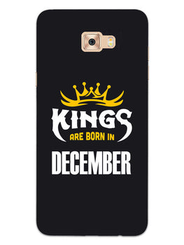 Kings December - Narcissist Samsung Galaxy C7 Pro Mobile Cover Case