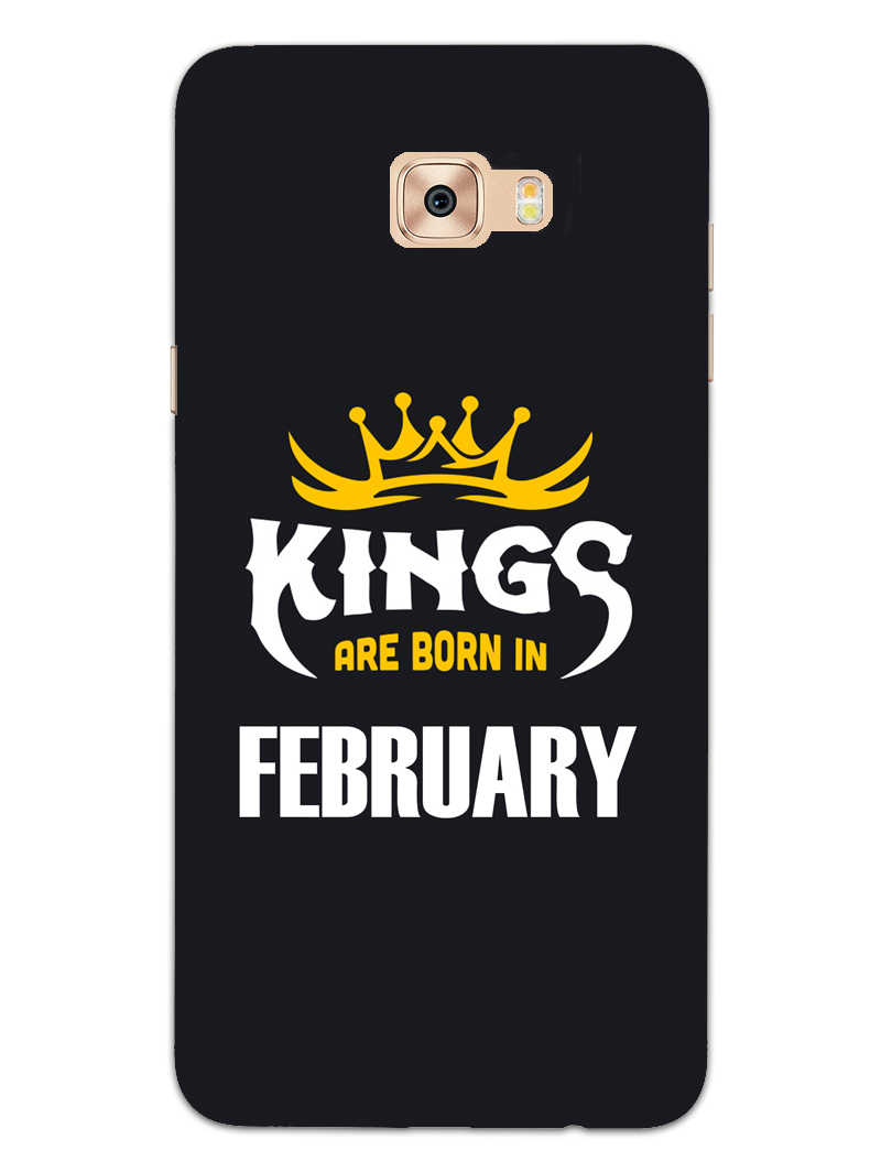 Kings February - Narcissist Samsung Galaxy C7 Pro Mobile Cover Case - MADANYU