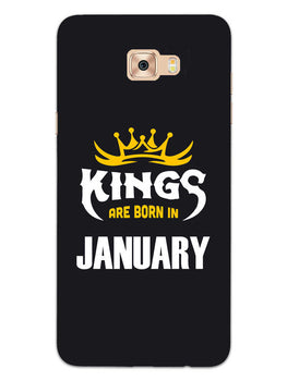 Kings January - Narcissist Samsung Galaxy C7 Pro Mobile Cover Case