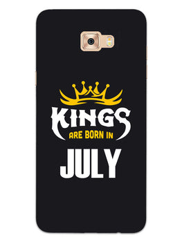 Kings July - Narcissist Samsung Galaxy C7 Pro Mobile Cover Case