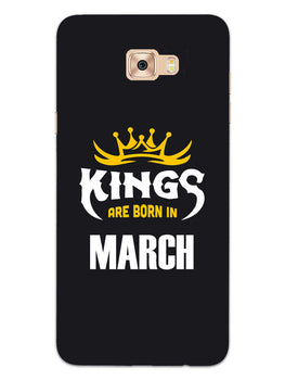 Kings March - Narcissist Samsung Galaxy C7 Pro Mobile Cover Case