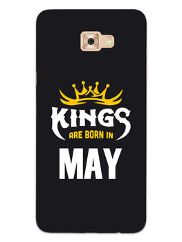 Kings May - Narcissist Samsung Galaxy C7 Pro Mobile Cover Case