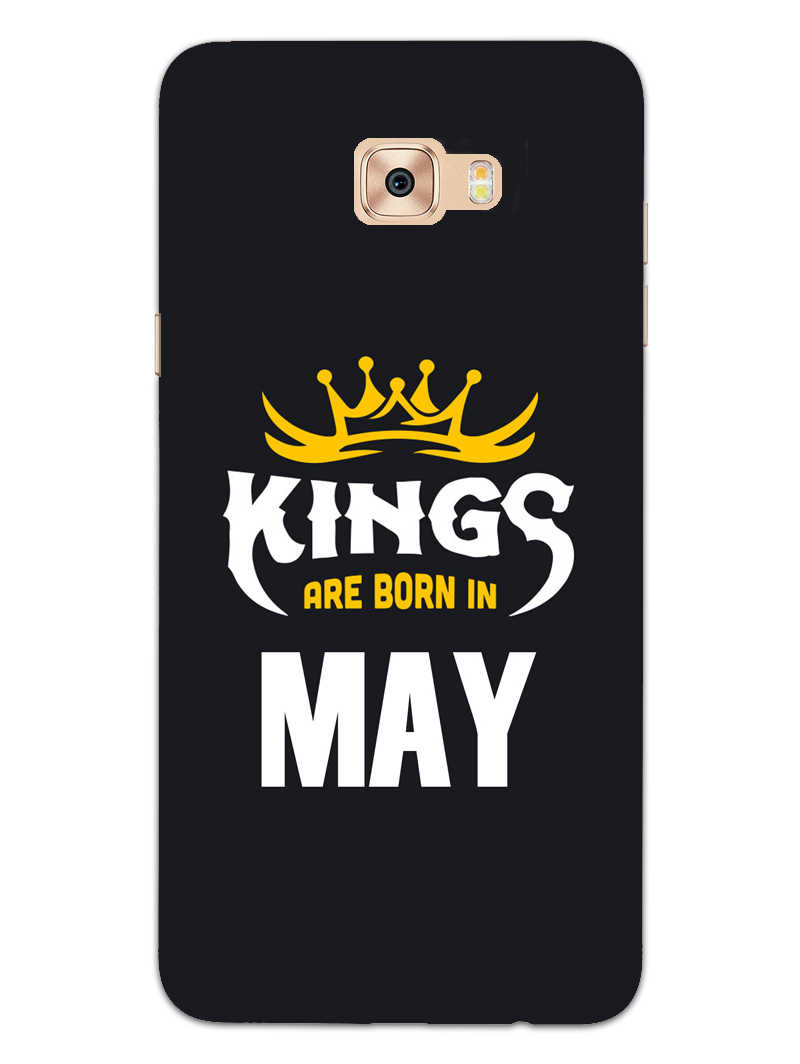 Kings May - Narcissist Samsung Galaxy C7 Pro Mobile Cover Case - MADANYU