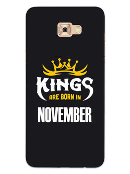 Kings November - Narcissist Samsung Galaxy C7 Pro Mobile Cover Case