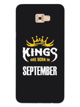 Kings September - Narcissist Samsung Galaxy C7 Pro Mobile Cover Case