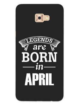 Legends April Samsung Galaxy C7 Pro Mobile Cover Case