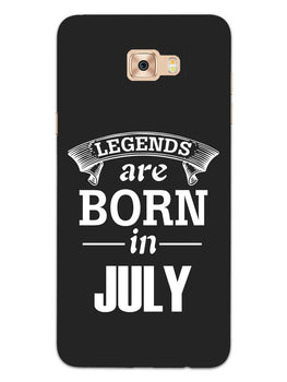Legends July Samsung Galaxy C7 Pro Mobile Cover Case
