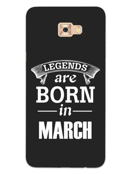 Legends March Samsung Galaxy C7 Pro Mobile Cover Case
