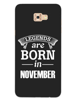 Legends November Samsung Galaxy C7 Pro Mobile Cover Case