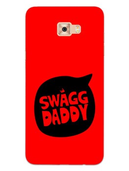 Swag Daddy Desi Swag Samsung Galaxy C7 Pro Mobile Cover Case