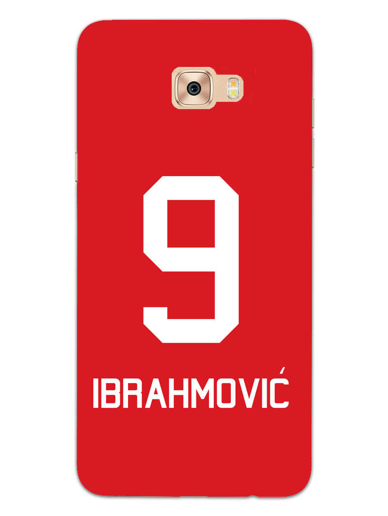 Ibrahimovi? Samsung Galaxy C7 Pro Mobile Cover Case