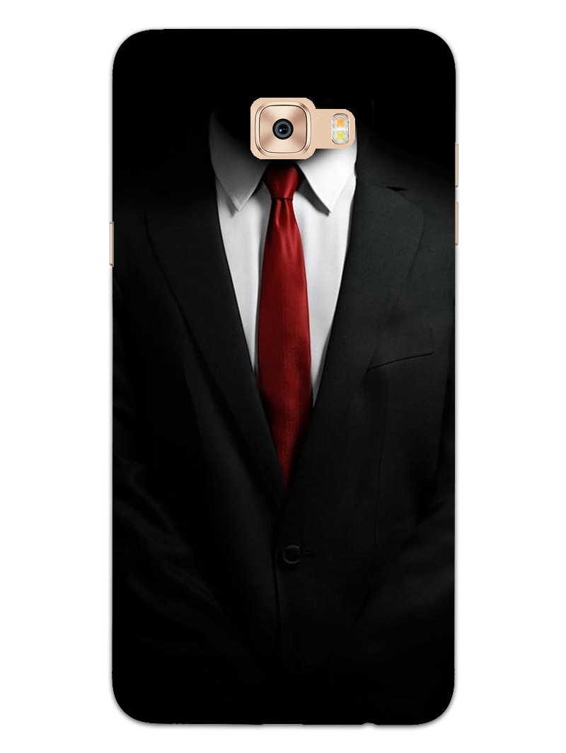 Suit Up Samsung Galaxy C7 Pro Mobile Cover Case - MADANYU