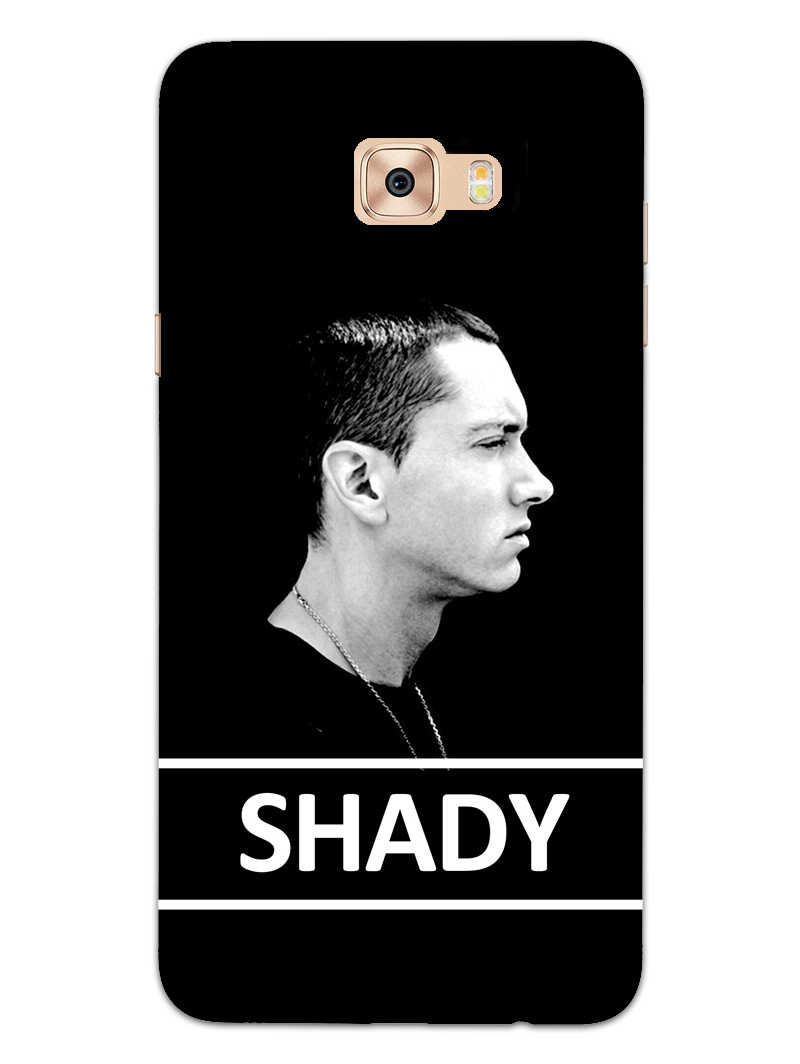Slim Shady Samsung Galaxy C7 Pro Mobile Cover Case