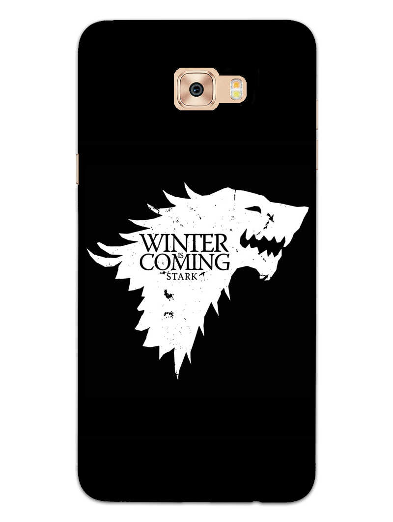 Winter Is Coming Samsung Galaxy C9 Pro Mobile Cover Case