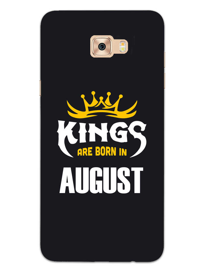 Kings August - Narcissist Samsung Galaxy C9 Pro Mobile Cover Case