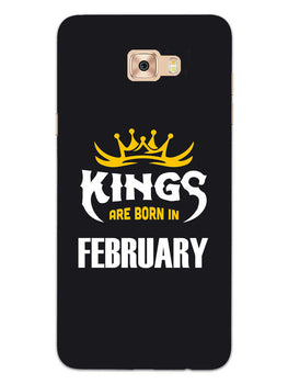 Kings February - Narcissist Samsung Galaxy C9 Pro Mobile Cover Case