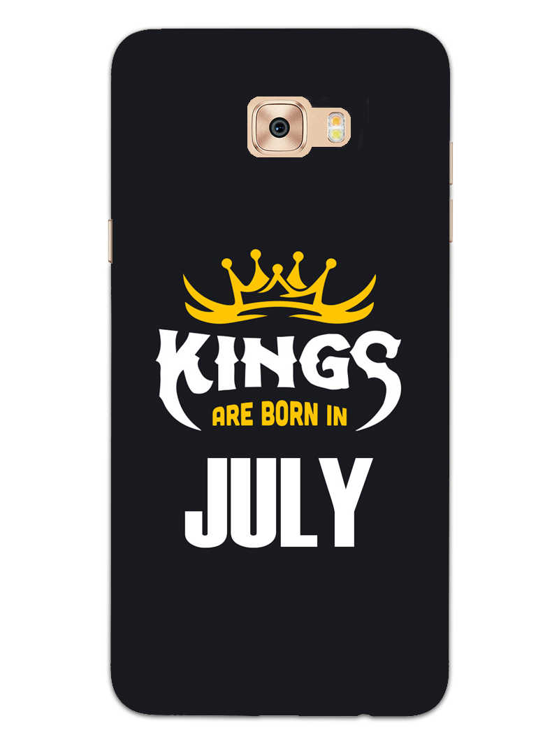 Kings July - Narcissist Samsung Galaxy C9 Pro Mobile Cover Case - MADANYU
