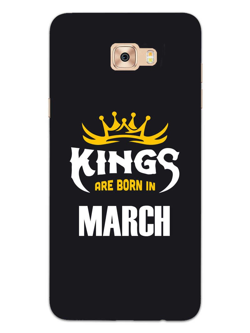 Kings March - Narcissist Samsung Galaxy C9 Pro Mobile Cover Case