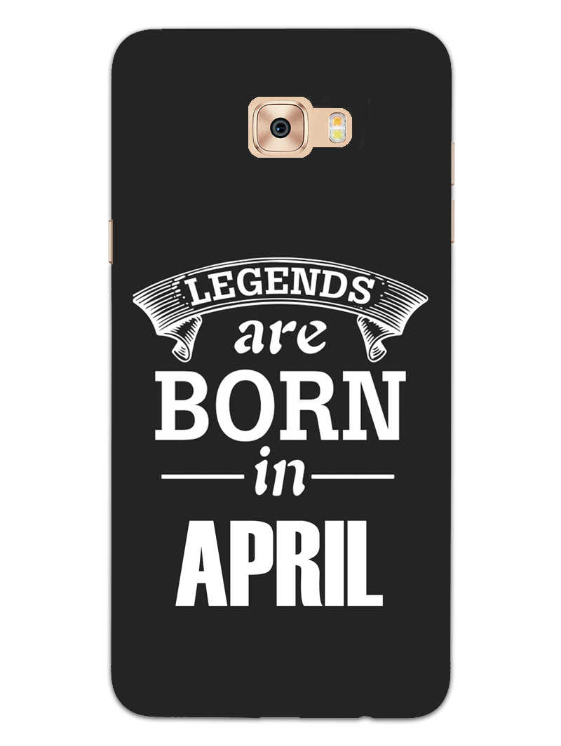 Legends April Samsung Galaxy C9 Pro Mobile Cover Case