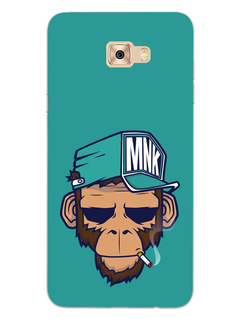 Monkey Swag Samsung Galaxy C9 Pro Mobile Cover Case - MADANYU