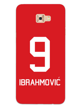 Ibrahimovi? Samsung Galaxy C9 Pro Mobile Cover Case