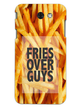 Fries Over Guys Samsung Galaxy J3 2017 Mobile Cover Case
