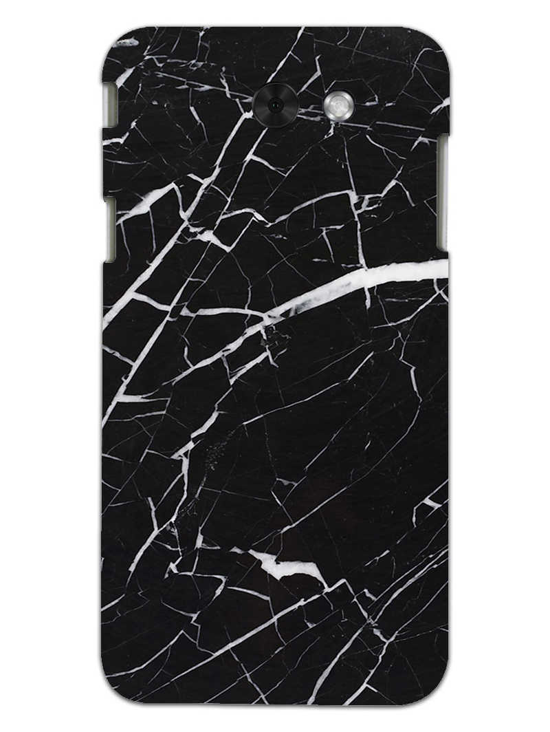 Dark Marble Samsung Galaxy J3 2017 Mobile Cover Case - MADANYU