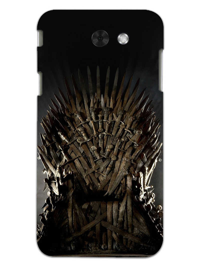 The Iron Throne Samsung Galaxy J3 2017 Mobile Cover Case - MADANYU