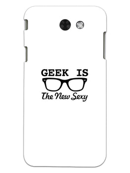 Geek Is Sexy Samsung Galaxy J3 2017 Mobile Cover Case