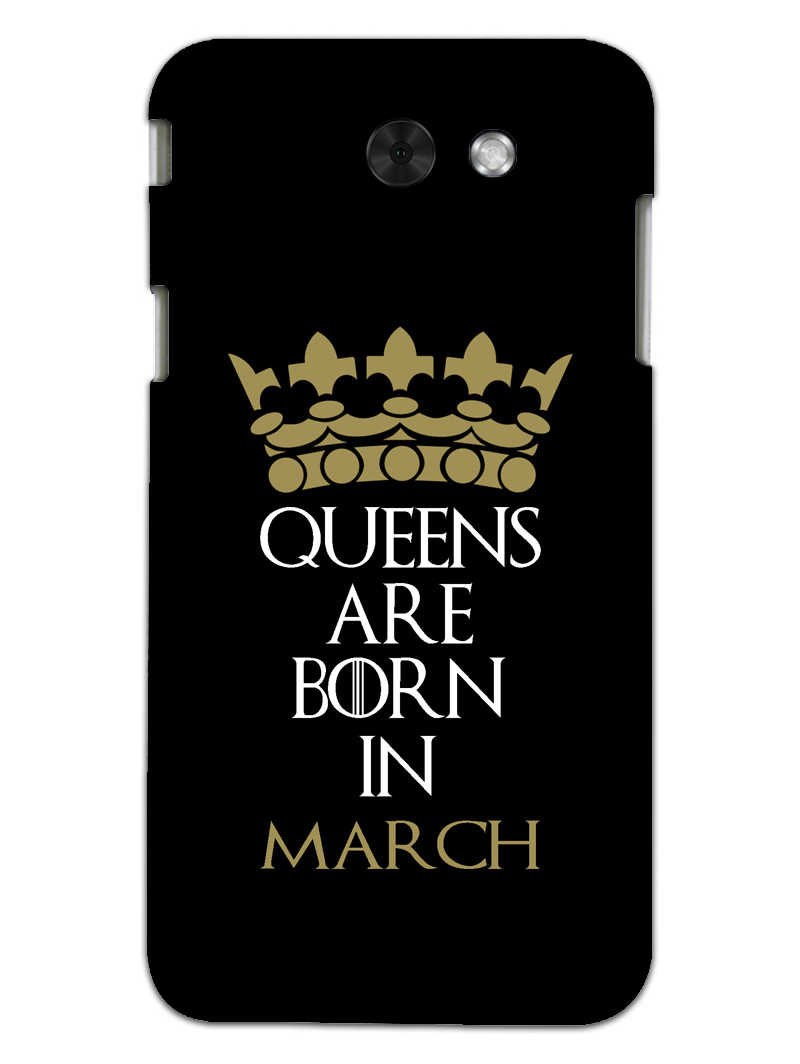 Queens March Samsung Galaxy J3 2017 Mobile Cover Case - MADANYU