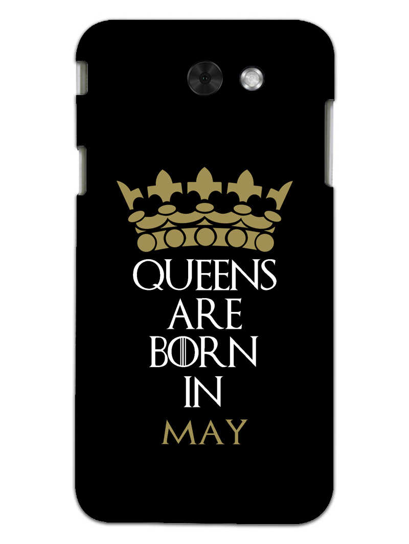 Queens May Samsung Galaxy J3 2017 Mobile Cover Case