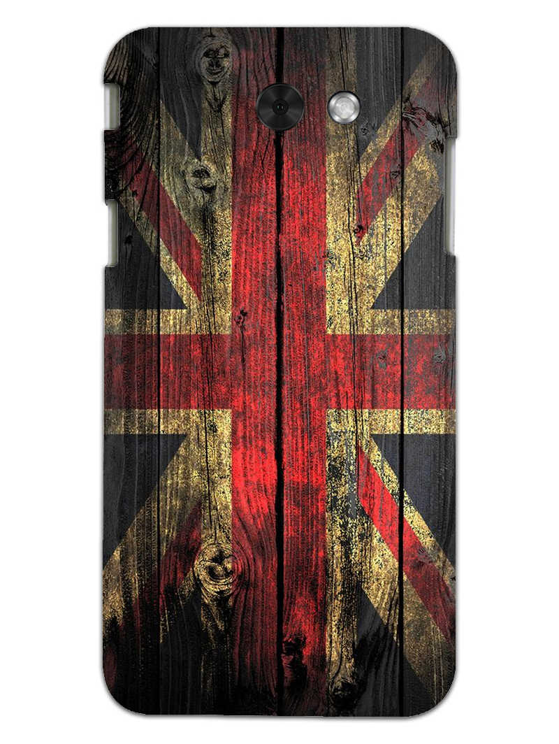 Union Jack Samsung Galaxy J3 2017 Mobile Cover Case - MADANYU