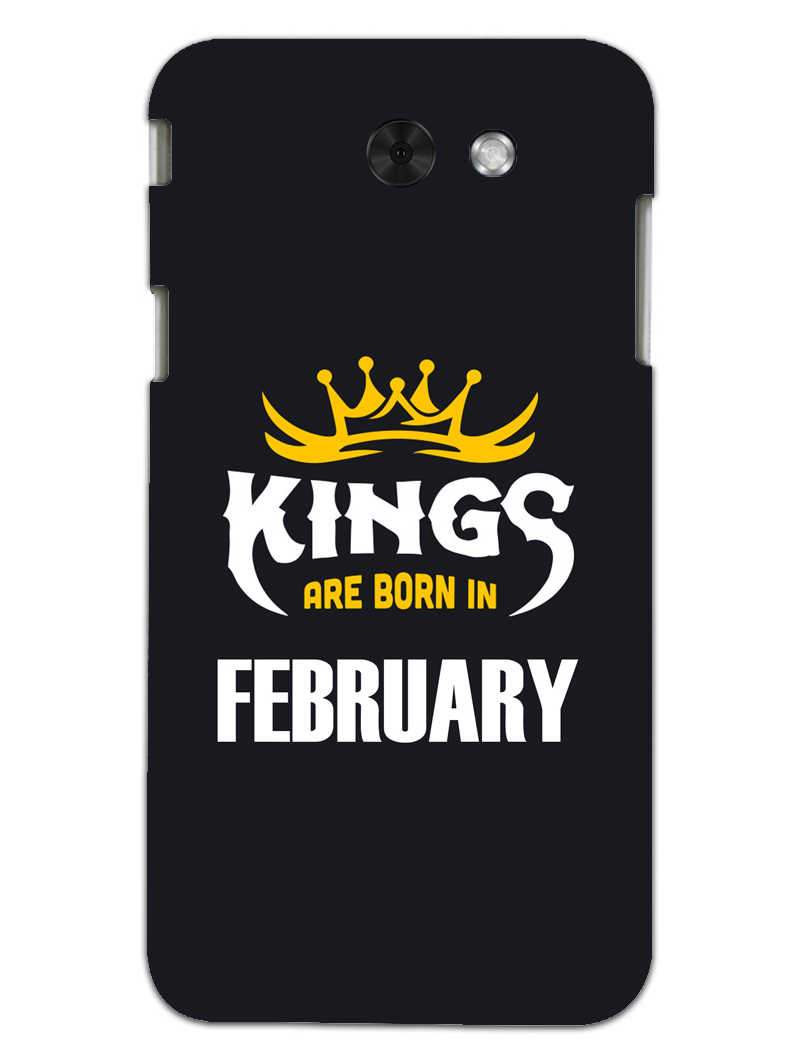 Kings February - Narcissist Samsung Galaxy J3 2017 Mobile Cover Case