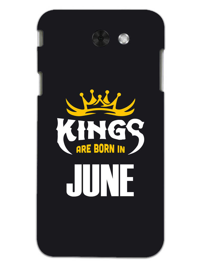 Kings June - Narcissist Samsung Galaxy J3 2017 Mobile Cover Case