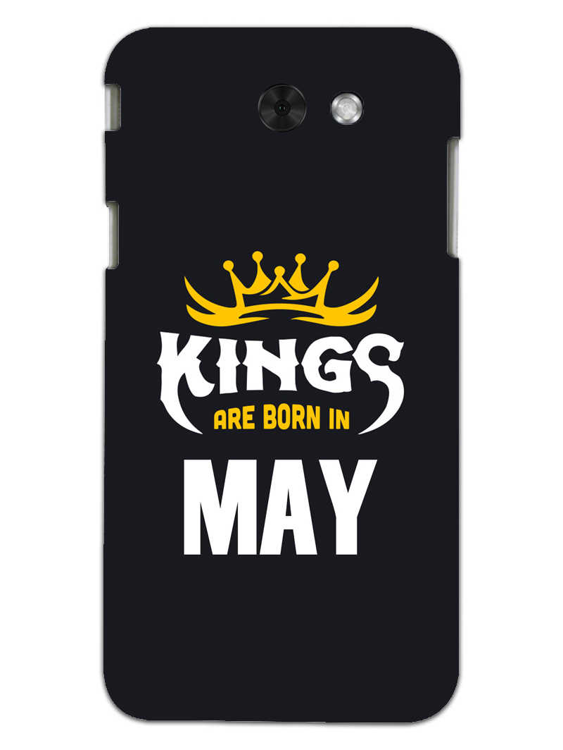 Kings May - Narcissist Samsung Galaxy J3 2017 Mobile Cover Case - MADANYU