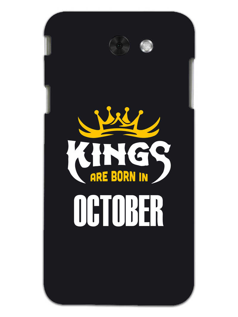 Kings October - Narcissist Samsung Galaxy J3 2017 Mobile Cover Case