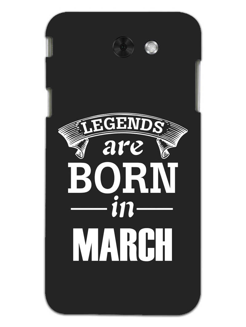 Legends March Samsung Galaxy J3 2017 Mobile Cover Case