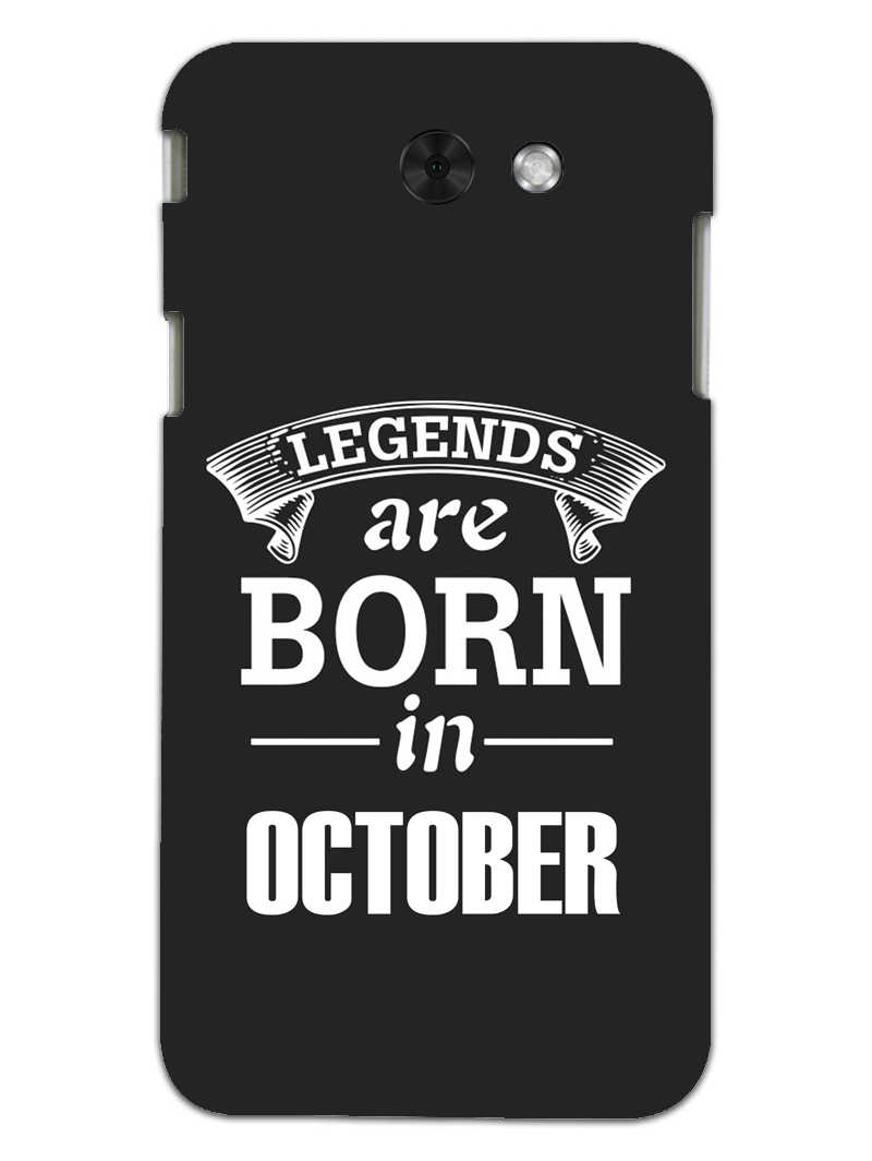 Legends October Samsung Galaxy J3 2017 Mobile Cover Case - MADANYU