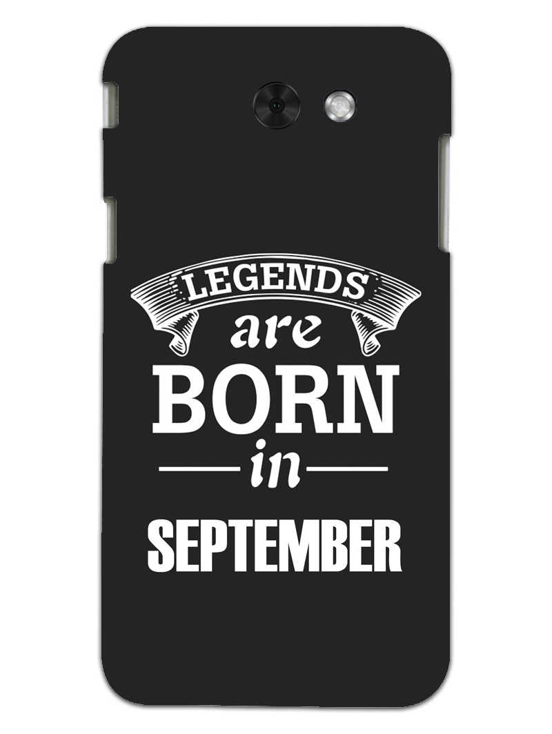 Legends September Samsung Galaxy J3 2017 Mobile Cover Case