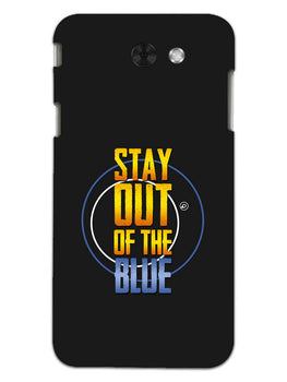 Unexpected Event Pub G Quote Samsung Galaxy J3 2017 Mobile Cover Case