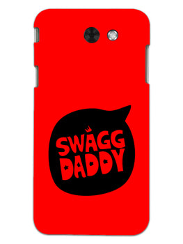 Swag Daddy Desi Swag Samsung Galaxy J3 2017 Mobile Cover Case