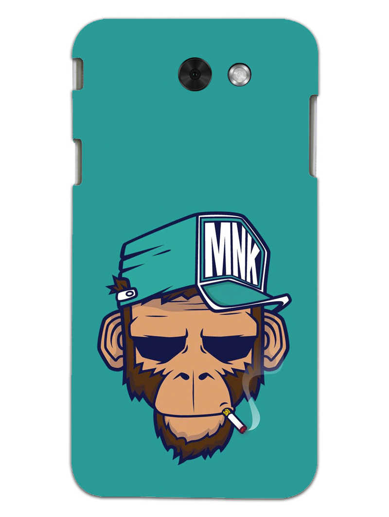 Monkey Swag Samsung Galaxy J3 2017 Mobile Cover Case - MADANYU
