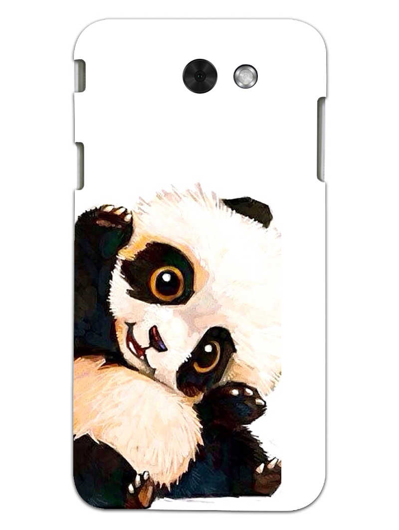 Cute Baby Panda Samsung Galaxy J3 2017 Mobile Cover Case - MADANYU