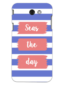 Seas The Day Samsung Galaxy J3 2017 Mobile Cover Case