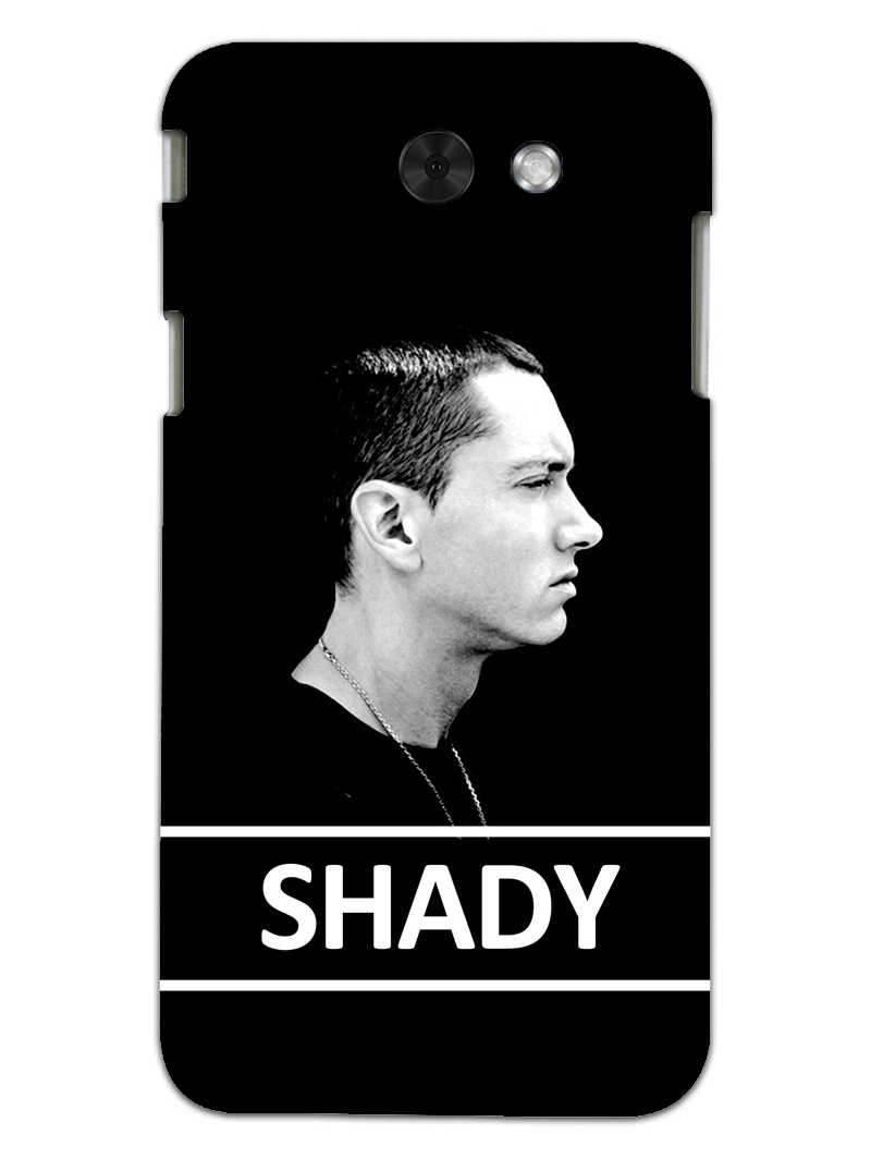Slim Shady Samsung Galaxy J3 2017 Mobile Cover Case - MADANYU