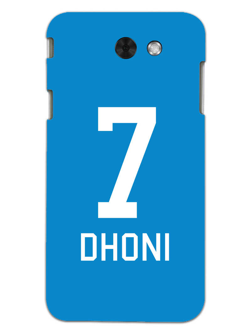 Dhoni Jersey Samsung Galaxy J3 2017 Mobile Cover Case