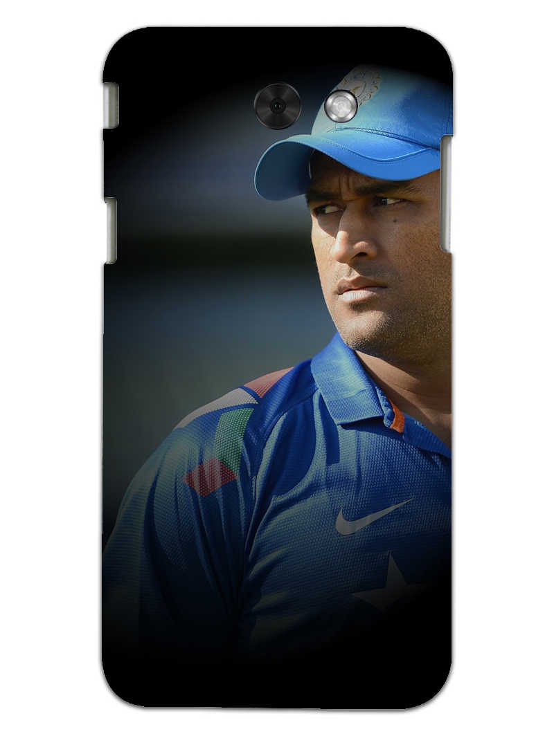 Dhoni Spotlight Samsung Galaxy J3 2017 Mobile Cover Case - MADANYU