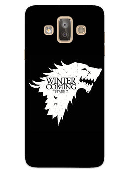 Winter Wolf Samsung Galaxy J7 Duo Mobile Cover Case