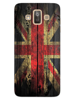 Union Jack Samsung Galaxy J7 Duo Mobile Cover Case
